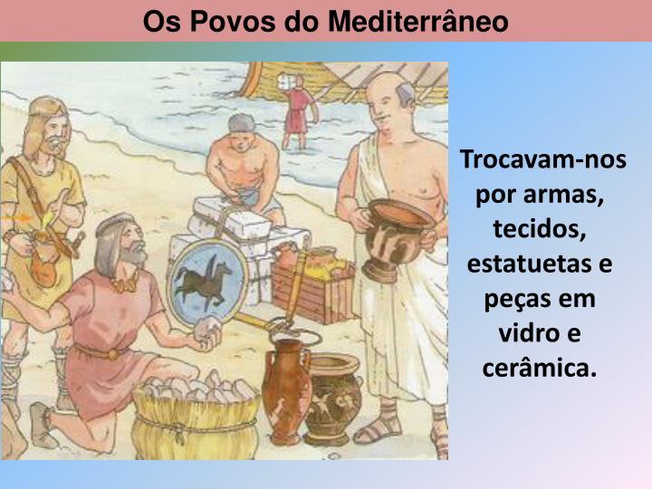 Os Povos do Mediterrneo