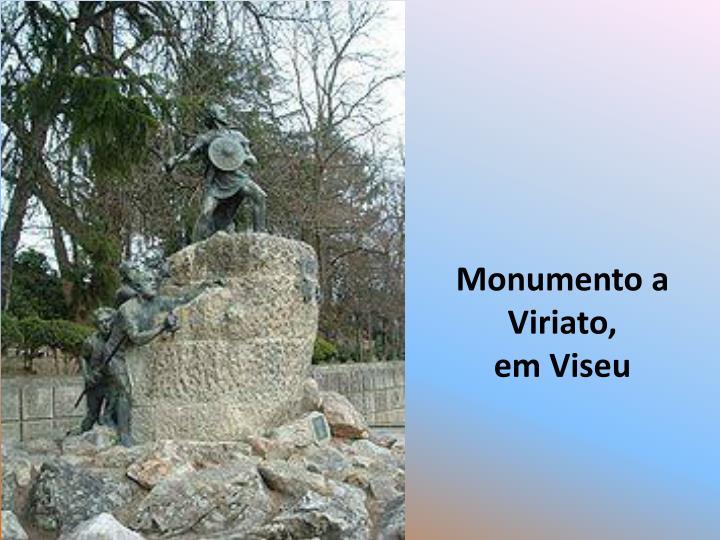 Monumento a Viriato,