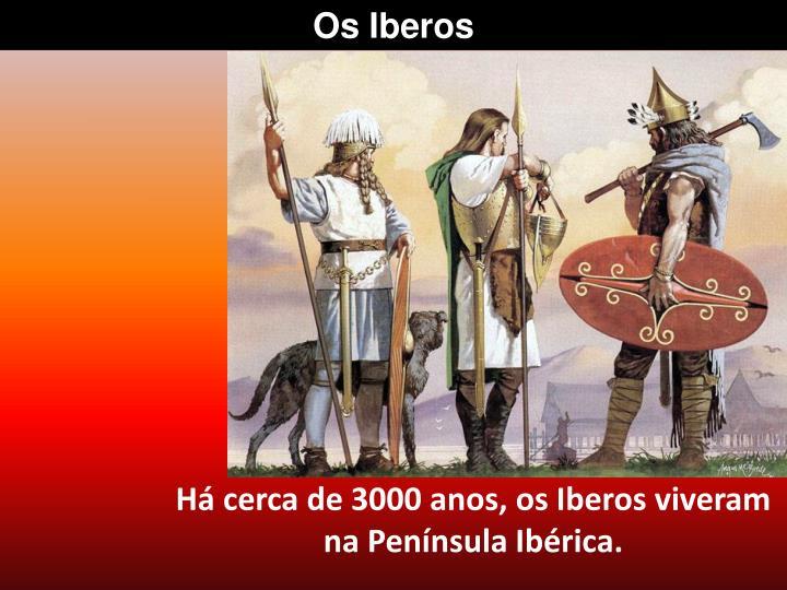 Os Iberos