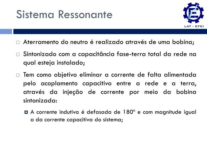 Sistema Ressonante