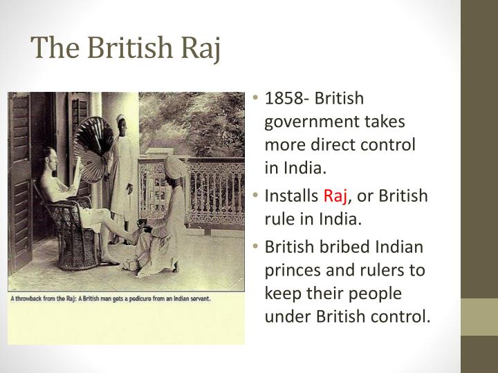 The British Raj