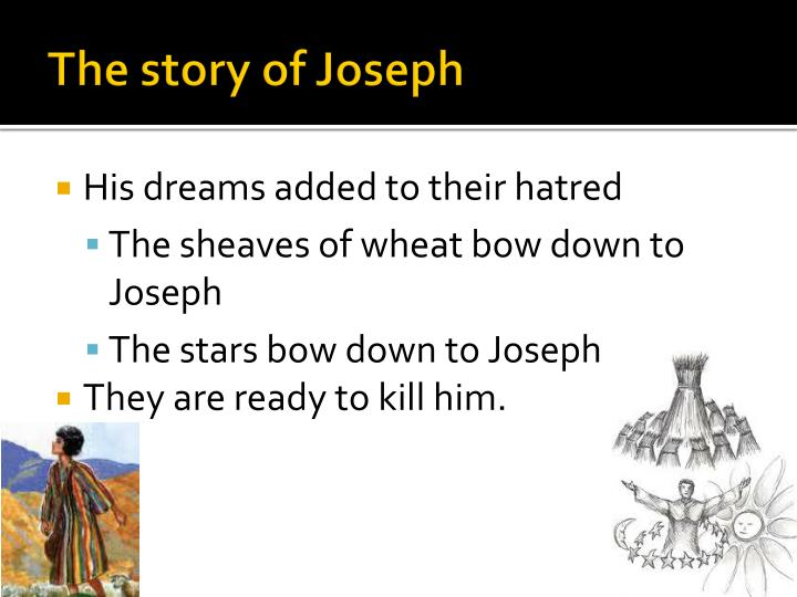 The story of joseph1