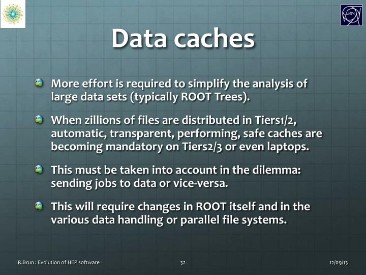 Data caches