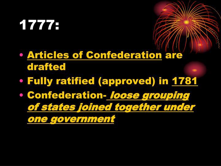 1777: