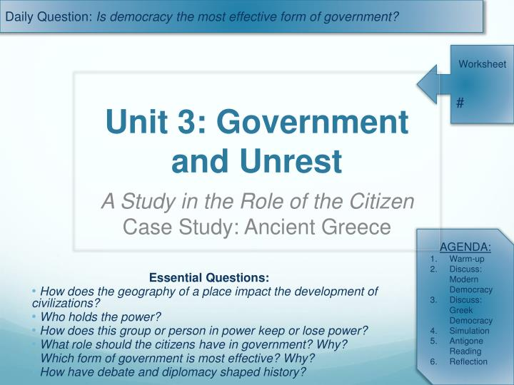democracy worst form government except all others essay It has been said that democracy is the worst form of government except all the others that have been tried therefore stating that which form of government do you think is better it is a true battle between civilocity and democracy yet knowing if there is law is more important and intelligent.