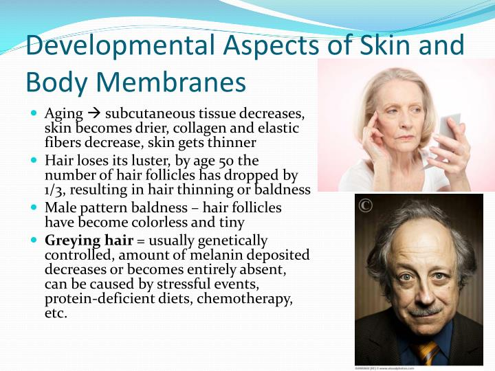 Developmental Aspects of Skin and Body Membranes