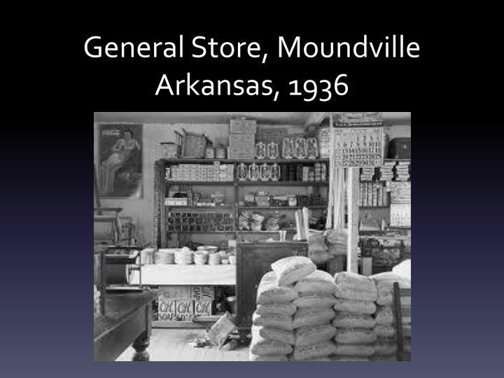 General Store, Moundville