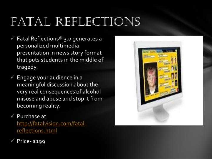 Fatal Reflections