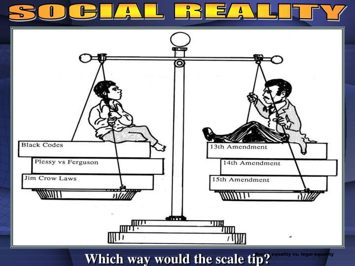 SOCIAL REALITY