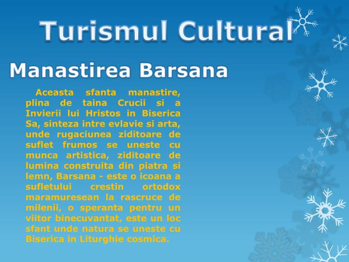 Turismul Cultural