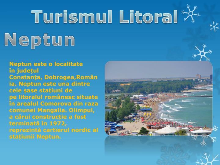 Turismul Litoral
