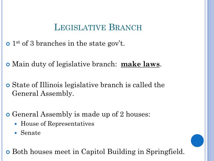 Ppt Illinois Constitution Notes Powerpoint Presentation