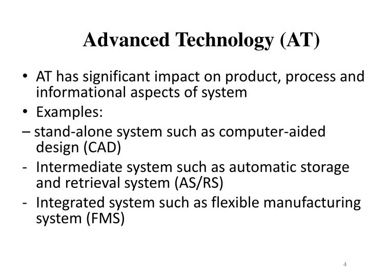 Advanced Technology (AT)