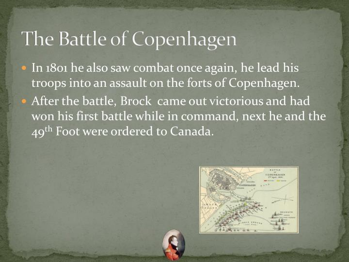 The Battle of Copenhagen