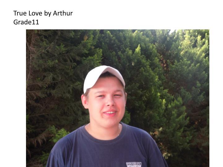 True Love by Arthur