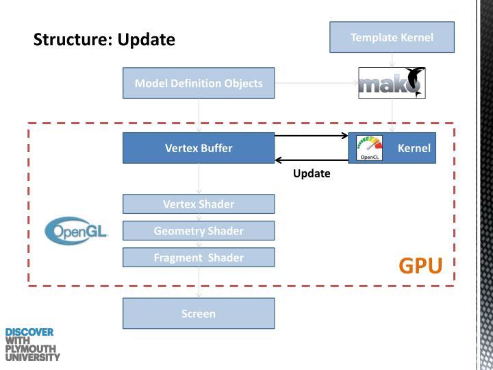 Structure: Update
