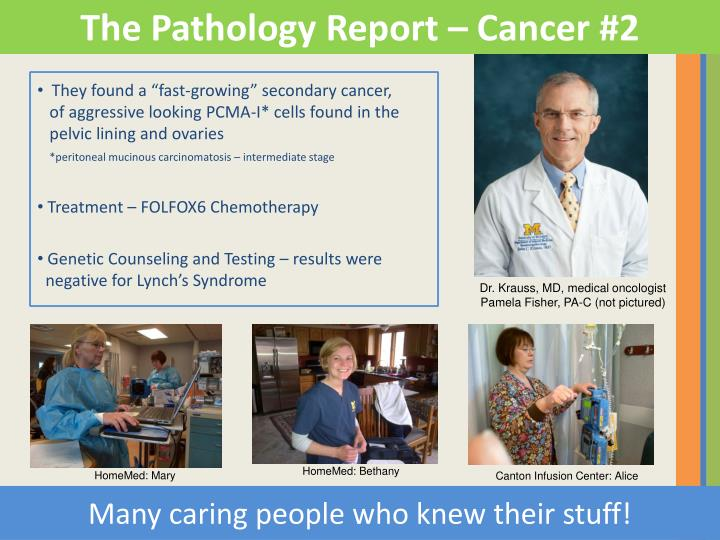 The Pathology Report – Cancer #2