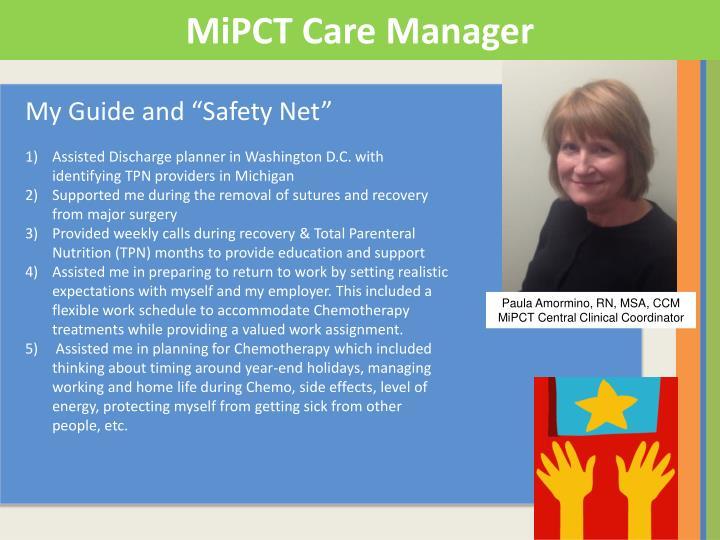 MiPCT Care