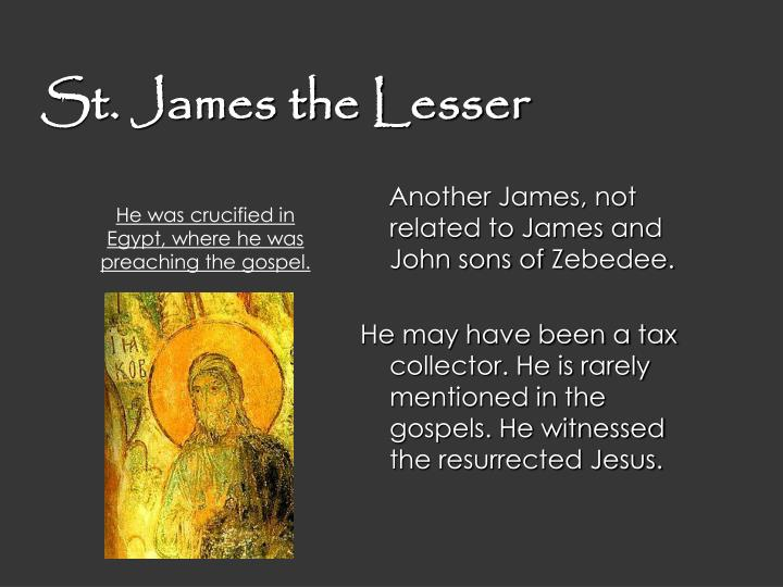 St. James the Lesser