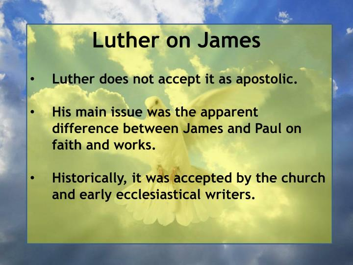 Luther on