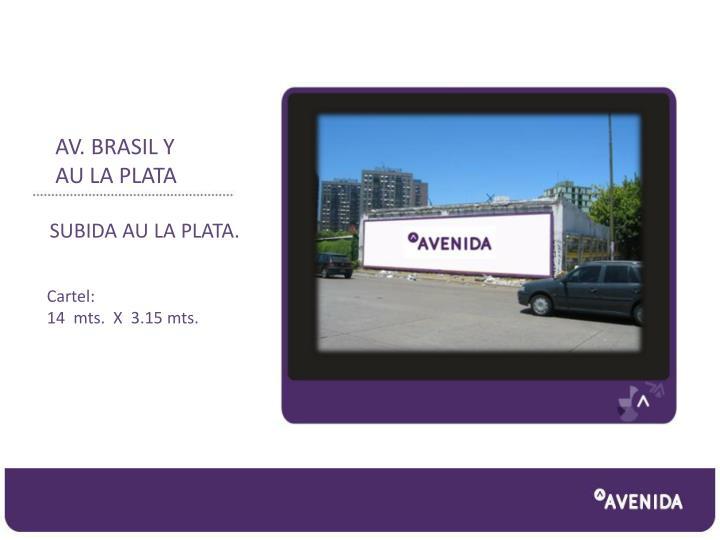AV. BRASIL Y