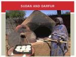 sudan and darfur