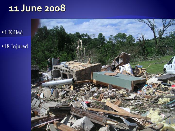 11 June 2008