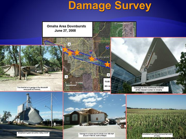 Damage Survey
