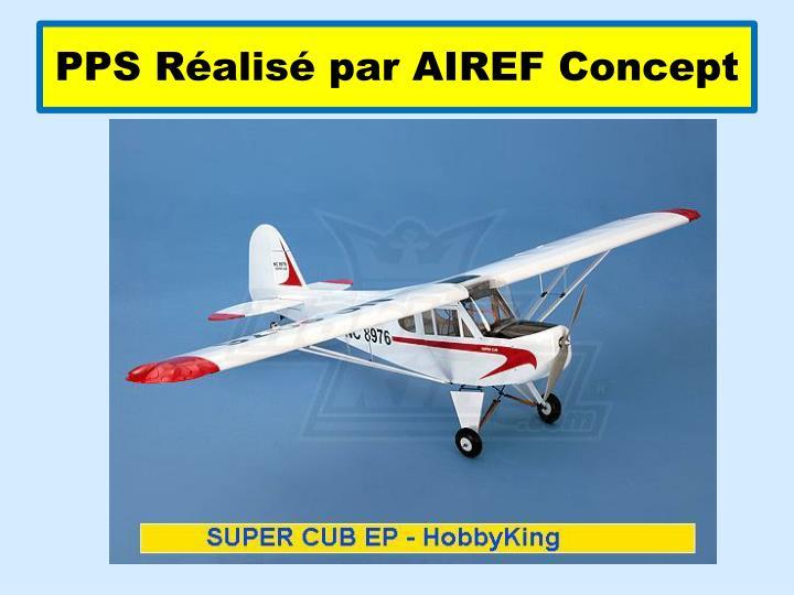 PPS Ralis par AIREF Concept