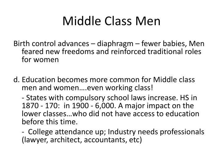 Middle Class Men