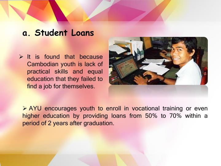 a. Student Loans