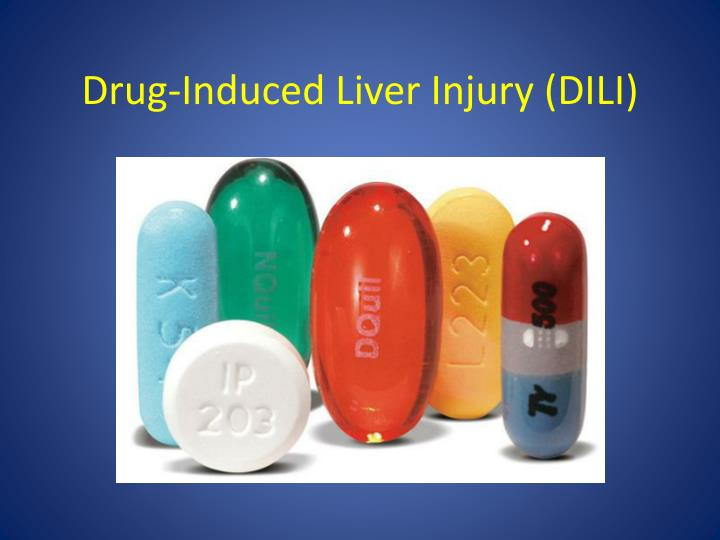 Drug-Induced Liver Injury (DILI)
