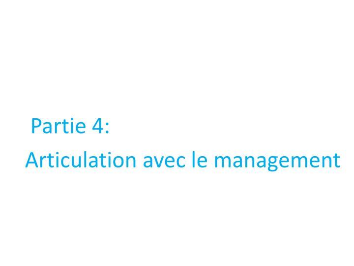 Partie 4: