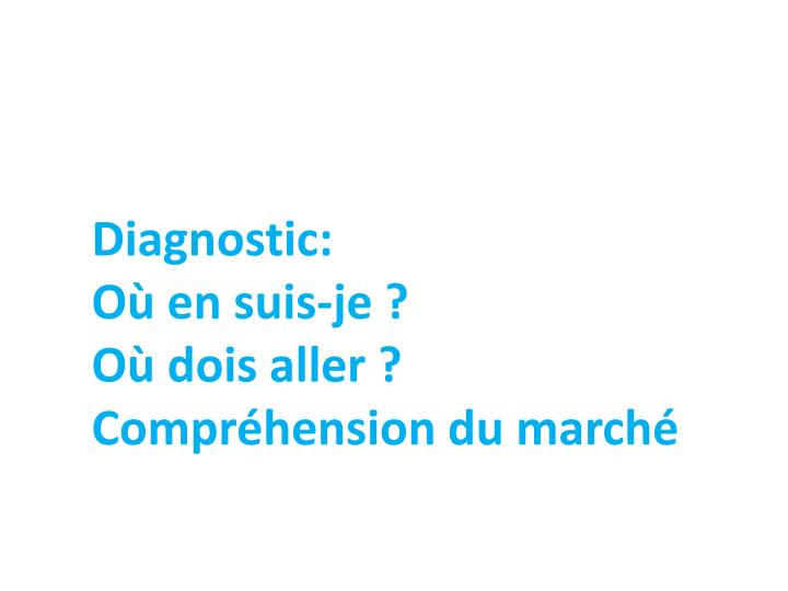 Diagnostic: