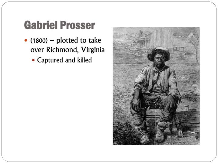 Gabriel Prosser