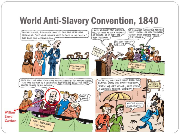 World Anti-Slavery Convention, 1840
