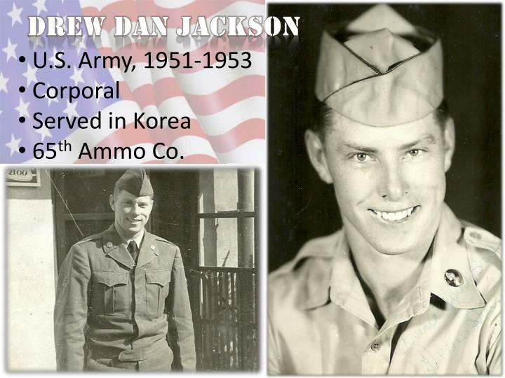 Drew Dan Jackson