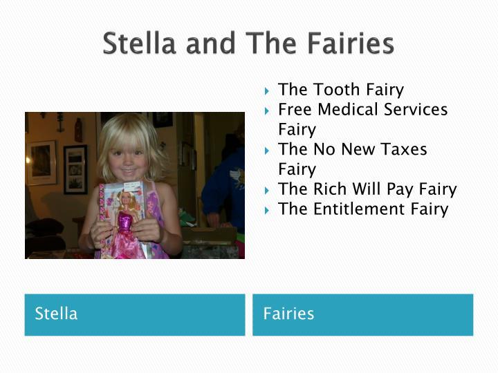 Stella and The Fairies