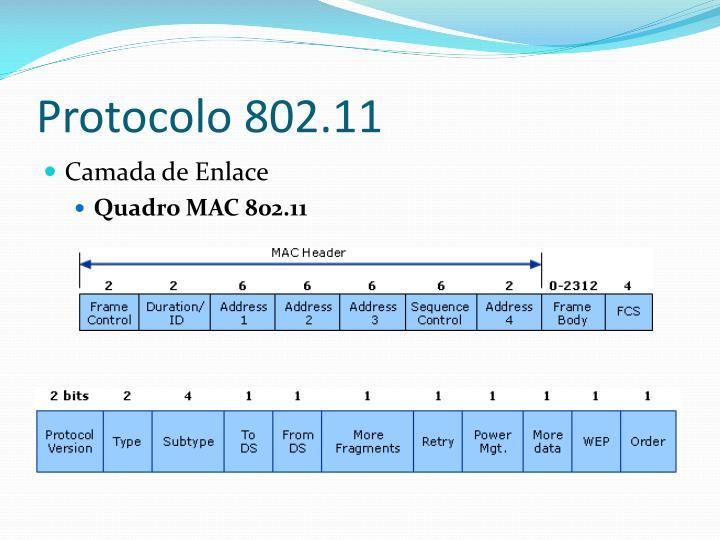 Protocolo 802.11