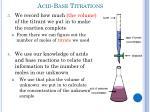 acid base titrations4