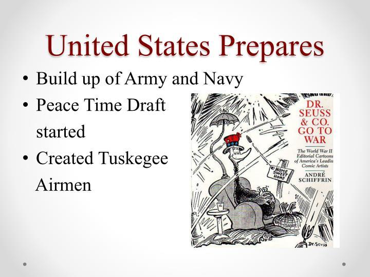 United States Prepares