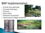 bmp implementation