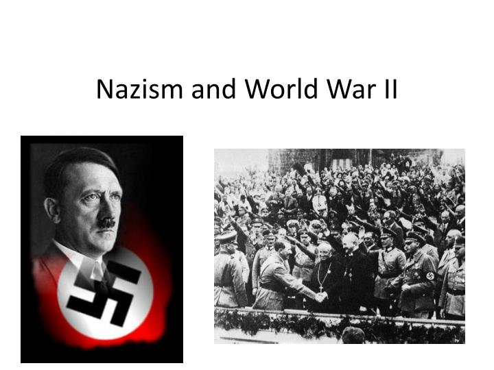 the nazism and world war ii Unlike, say, confederate statues in the united states or artifacts of empire across lands once ruled by britain, not much debate exists around the fate of nazi monuments in germany.