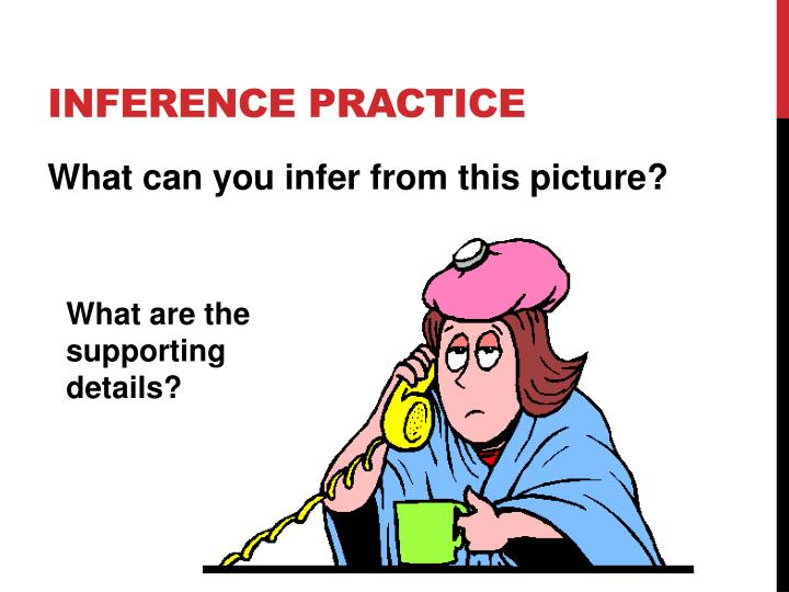 Inference Practice