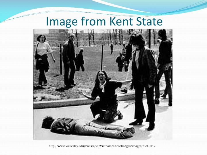Image from Kent State