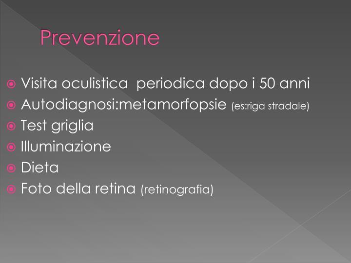 Prevenzione