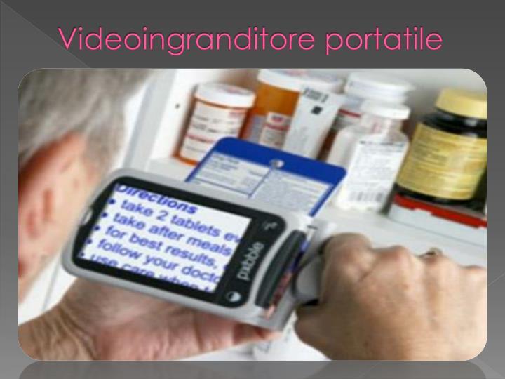 Videoingranditore