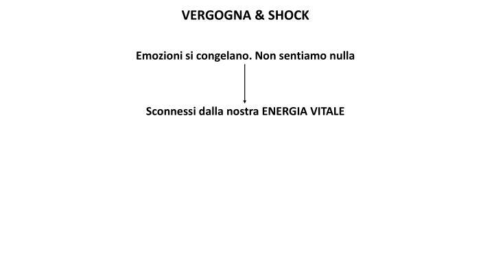 VERGOGNA & SHOCK