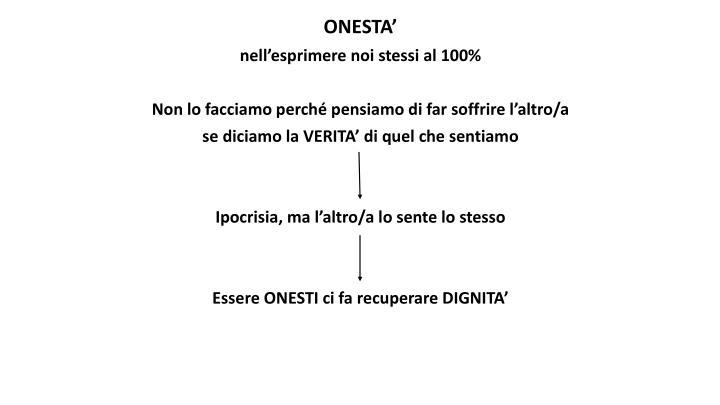 ONESTA'