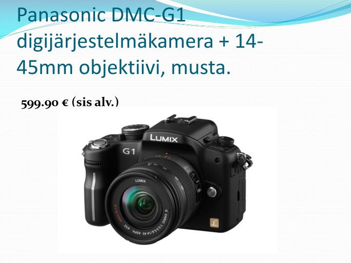 Panasonic DMC-G1